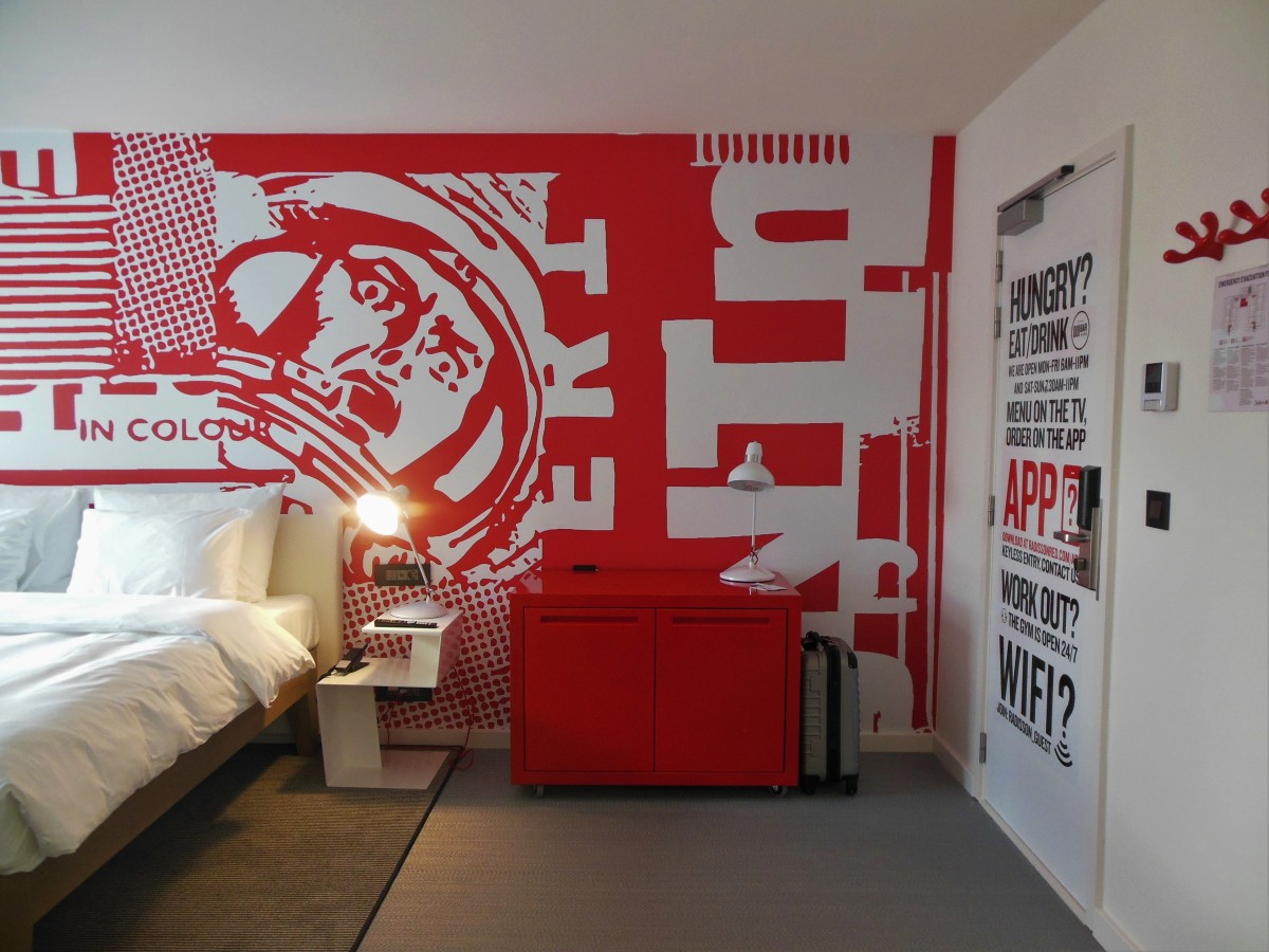 Radisson RED: A New Hotel Concept Arrives in Brussels