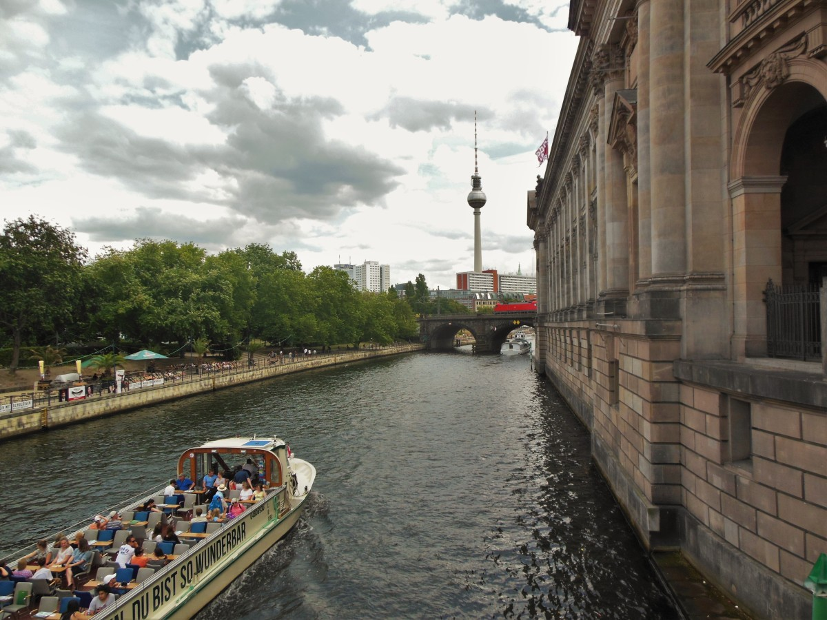 The Museum Island in Berlin