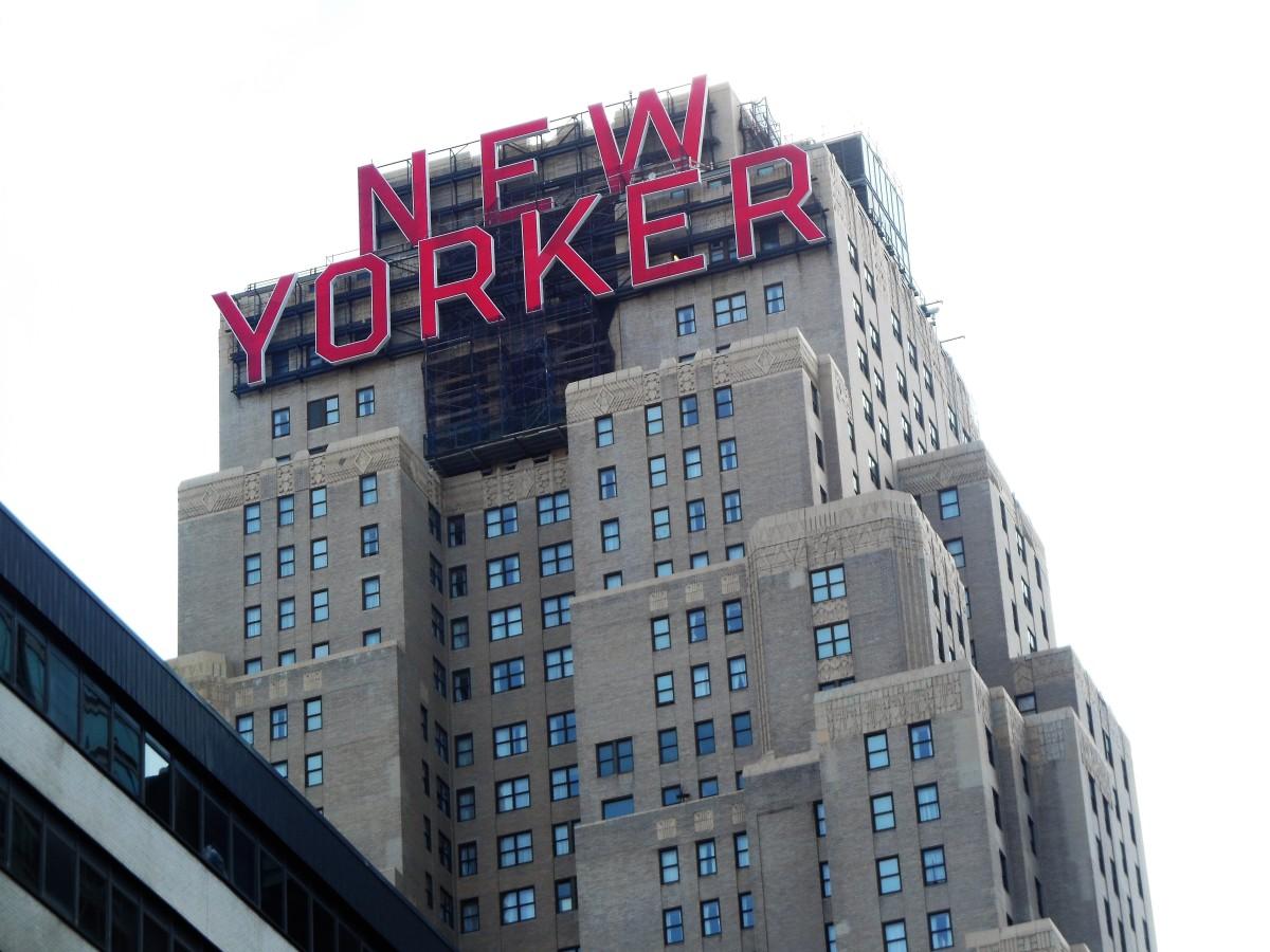 Wyndham New Yorker Hotel: Bom custo-benefício de Hospedagem em Manhattan