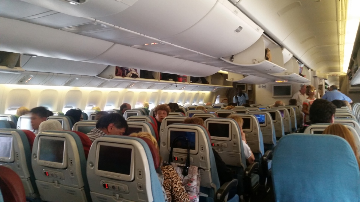 Turkish Airlines: Do seu Espaçoso Lounge em Istambul para o Aperto de Sua Classe Econômica