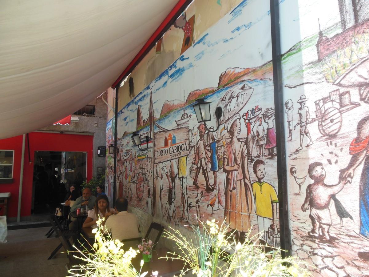 Porto Carioca: O Bom, Bonito e Barato Restaurante do Novo Velho Centro do Rio de Janeiro