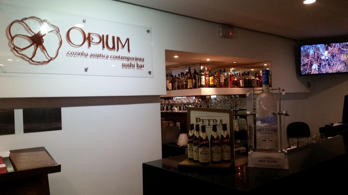 Restaurante Opium: Influência asiática com alma carioca no Hotel Ipanema Plaza