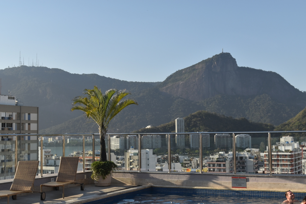 Hotel Ipanema Plaza: O Hotel Mais Carioca do Rio